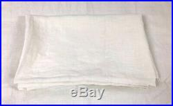 100% Linen Flax Duvet Cover with Pillow Case Cover Bedding Set Single and Double