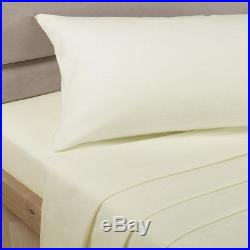 300 500 800 THREAD COUNT ORIGINAL 100%EGYPTIAN COTTON FULL 4 PIECE SET Save More