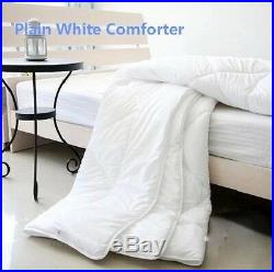 4pc. Cotton Feather Print Dreamcatcher Style Twin Full Queen Comforter Set