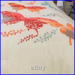 Butterflies Energy Comforter Double Sided Set New Girls Home Bedding by Intima