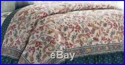 Chaps Home EastPort 4 PC Comforter Set MSRP$319.99 NWT Size Full