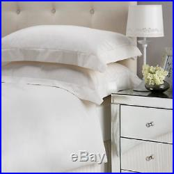 Charisma Double 400 Thread Count High Quality Duvet Set in Ivory