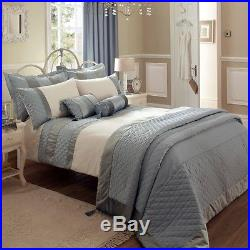 Classique Duckegg Duvet Cover Bedding Set By Catherine Lansfield & Optinal Acces