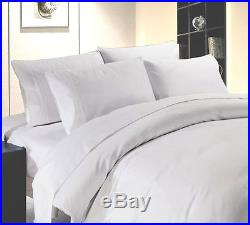Export Quality 1000TC Hotel Silver Gray Bedding Set 100% Cotton