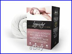 Fogarty Signature Siberian Goose Feather and Down 13.5 Tog Duo Duvet Set Do