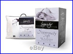 Fogarty Signature Supremely Soft All Seasons 13.5 Tog Duo Duvet Set Double