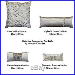 Full Set Kylie Minogue Bedding Designer Eva Oyster Matching Accessories Included