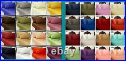 Glorious Bedding Duvet Collection 1200TC Egyptian Cotton Small Double All Color