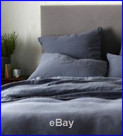Heal's 100% Washed Linen Bedding Set Duvet Cover, pillowcases & fitted sheet