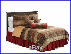 HiEnd Accents Sierra Collection Comforter Set Full