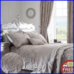 Howard Traditional Jacquard Duvet Cover Set Or Curtain, Throw, Bundles Available