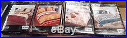 JOB LOT of 200 Sea Breeze Double & King Duvet Cover Sets COLLECTION ONLY
