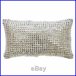 Kylie Minogue Bedding ANGELINA Truffle / Silver Duvet Cover Full Bedding Set
