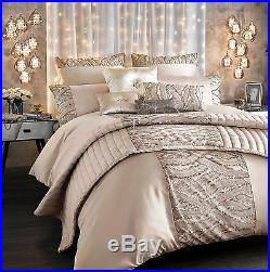 Kylie Minogue Celeste Shell Mink Bed Bedding Duvet Cover Full Set In Double