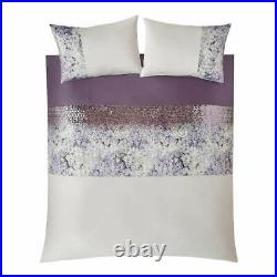 Kylie Minogue at Home Marisa Double Duvet and Housewife Pillowcase x2 set New