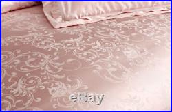 MAJESTY 4-Piece Luxury Bed Sheets Duvet Cover Bedding Set