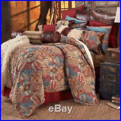 NEW HiEnd Accents Ruidoso Full Comforter Set in Turquoise FAST SHIPPING