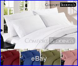 New Luxurious Brand Hotel 1000TC Bedding Set Collection 100% Egyptian Cotton