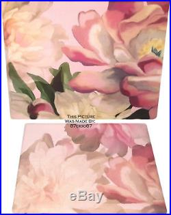 New Ted Baker Painted Posie Cotton Sateen Duvet Cover, Pillowcases Or Bed Set