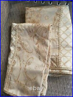 Noble Excellence Josephine Collection Full Size 4 pc Comforter Set Brand New