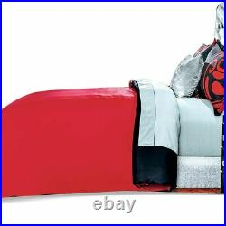 Pasion Black with Red Premium Quality Duvet Set by Intima Hogar