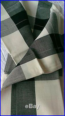 RALPH LAUREN BLACK MOUNTAIN HUDSON Duvet Cover set DOUBLE