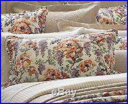 Sheridan Deluxe ATWOOD SPICE Double Bed Size Doona Duvet Quilt Cover Set NEW