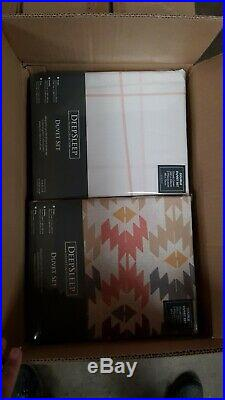 Wholesale Clearance Joblot 60 x Double Duvet Sets Bedding Stock Mixed Designs