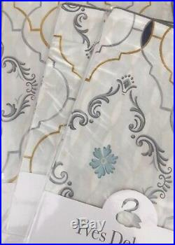 YVES DELORME MAIOLICA MULTI PERCALE Duvet Cover Set DOUBLE