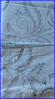 YVES DELORME PASSE PRESENT SATIN Duvet Cover Set DOUBLE