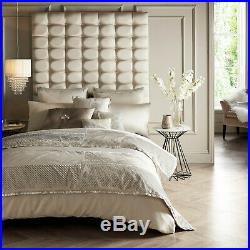 Zina Praline 3pc Bed Sets by Kylie Minogue. Duvet Cover and Standard Pillowcases